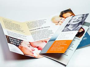 Folders en flyers